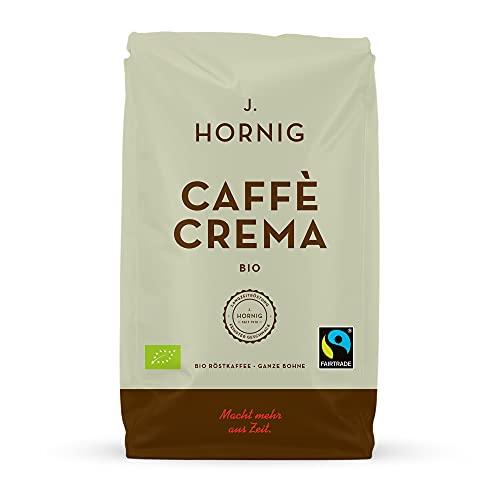 J. Hornig Kaffeebohnen Bio & Fair Trade,...