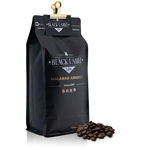 Black Label Coffee Kaffeebohnen 1kg |...