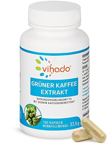 Vihado Grüner Kaffee Extrakt –...