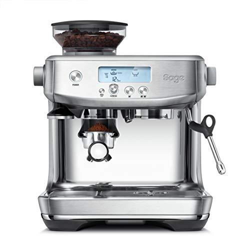 Sage Appliances SES878 the Barista Pro,...