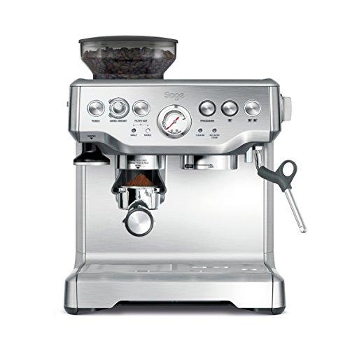 Sage Appliances SES875 the Barista...