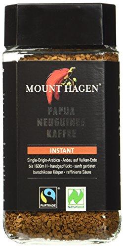 Mount Hagen Instant Fair Trade, 6er Pack...