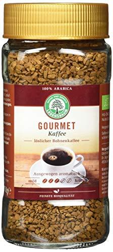 Lebensbaum Gourmet Kaffee Instant, 3er...