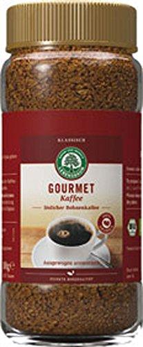 6er-VE Bio Kaffee Gourmet, Instant 100g...