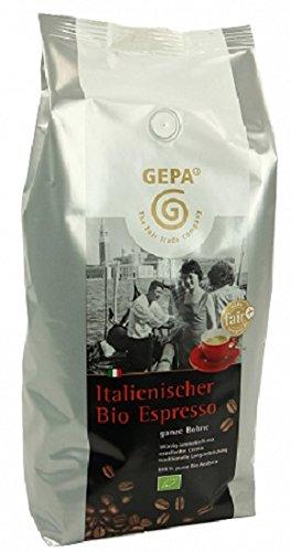 GEPA Italienischer Bio Espresso ganze...