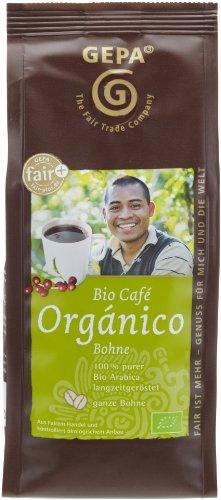 GEPA Bio Café Orgánico ganze Bohne,...