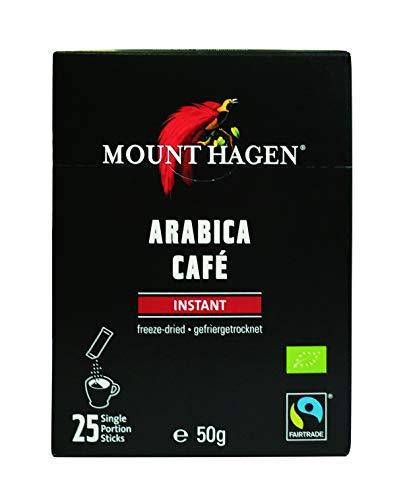 Mount Hagen Arabica-Kaffee-Sticks mit...