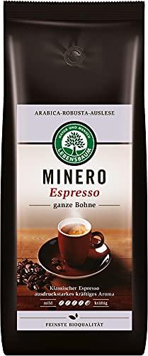 Lebensbaum Bio Minero Espresso, ganze...