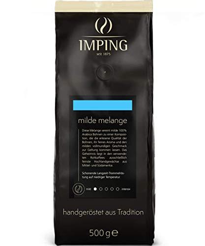 Milde Melange gemahlener Kaffee 500g -...