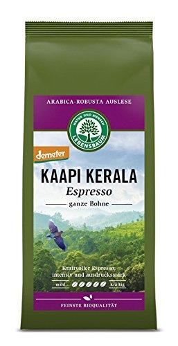 Lebensbaum Bio Espresso Kaapi Kerala,...
