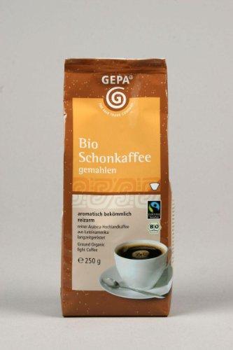 GEPA Bio Schonkaffee, magenfreundlich -...