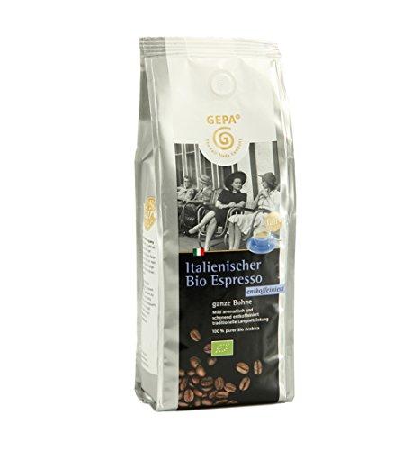 Gepa Bio Espresso Koffeinfrei (6 x 250...