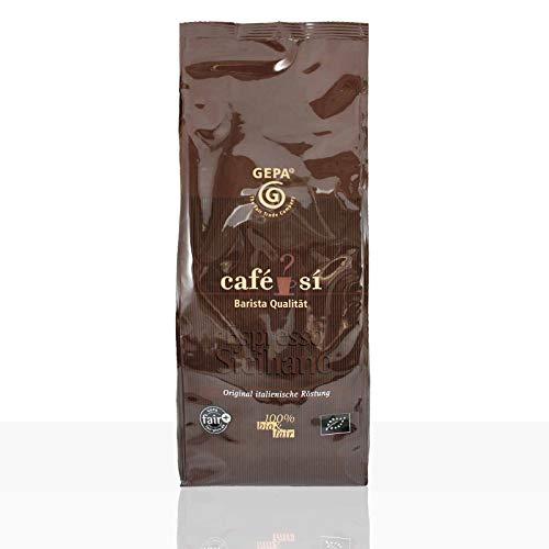 Gepa Cafe Si Espresso Siciliano - 1kg...