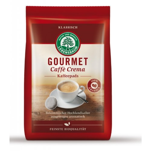Lebensbaum - Bio Gourmet Caffe Crema...