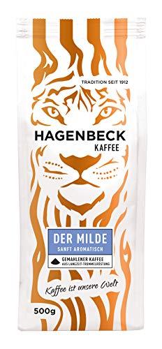 Hagenbeck - Kaffee - Der Milde -...