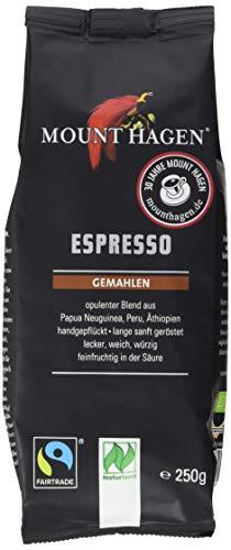 Mount Hagen Bio FT Naturland Espresso,...