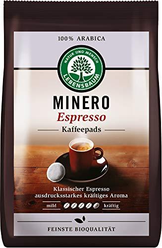 Lebensbaum Bio Minero Espresso, Pads (6...