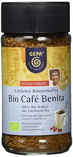 GEPA Bio-Café Benita entkoffeiniert...