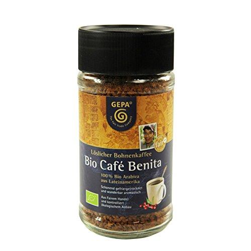 Gepa - Bio Café Benita Instantkaffee...