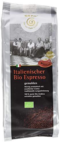 Gepa Italienischer Bio Espresso, 2er...