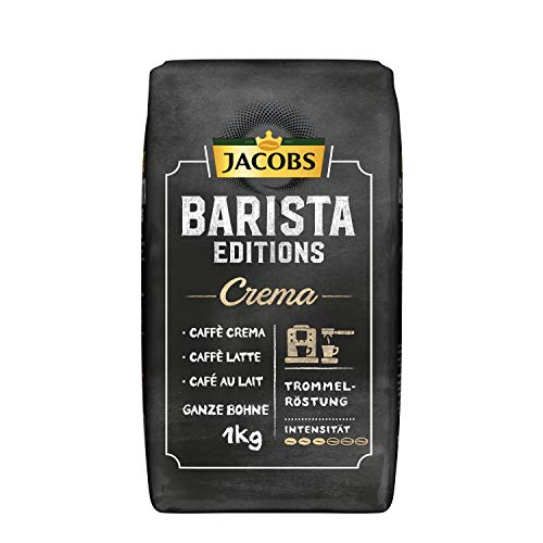 Jacobs Kaffeebohnen Barista Editions...