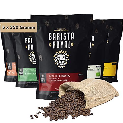 BARISTA ROYAL Kaffee Probierset ganze...