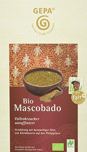 GEPA Bio Mascobado, 5er Pack (5x 1 kg) -...