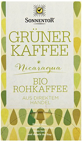 Sonnentor Grüner Kaffee bio,...