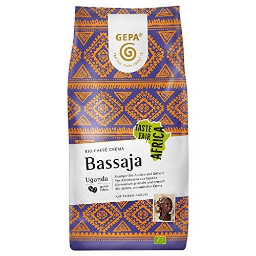 GEPA Bio Caffè Crema Bassaja, ganze...