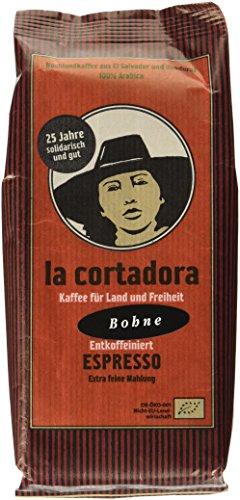 El Puente El-Salvador-Espresso Bohne,...