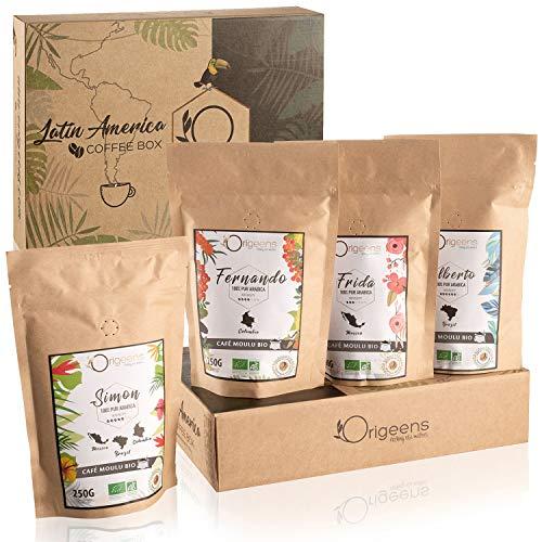 SET GEMAHLENER KAFFEE BIO | Kaffee...