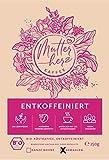 MUTTERHERZ KAFFEE - Bio-Kaffee ideal für (werdende) Mütter - GEMAHLEN 250 Gr - CO² entkoffeiniert - 100% Arabica - schonend in Deutschland geröstet - ideal für Filterkaffee