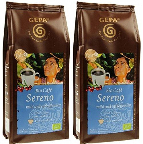 GEPA Bio Kaffee Sereno entkoffeiniert...