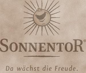 Logo Sonnentor Bio-Kaffee