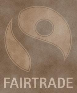 Fairtrade Siegel Kaffee