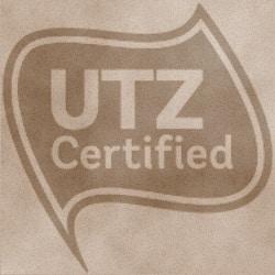 UTZ Certified Siegel Kaffee