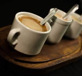Berühmte Rezepte mit Kaffee