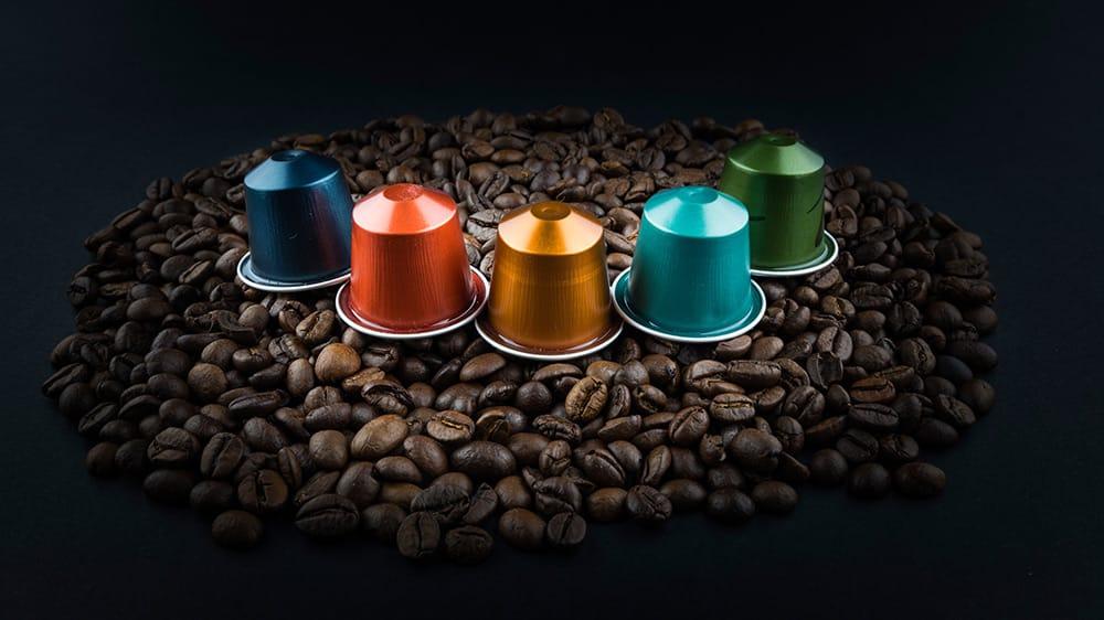 Bio-Kaffeekapseln