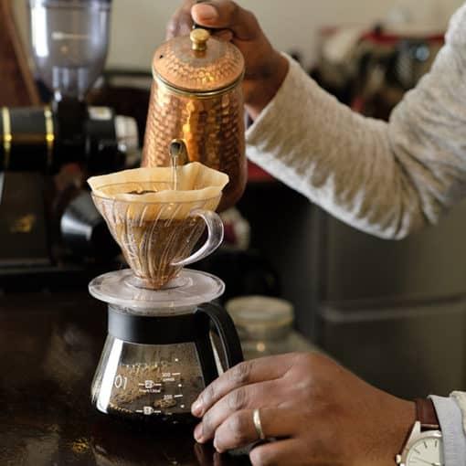 Schmeckt Kaffee aus dem Handfilter besser?
