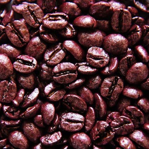 Was ist Kaffee aus Perlbohnen?