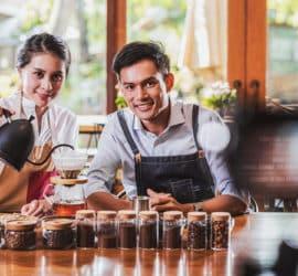 Barista - der Könner für Spezialitäten aus Kaffee
