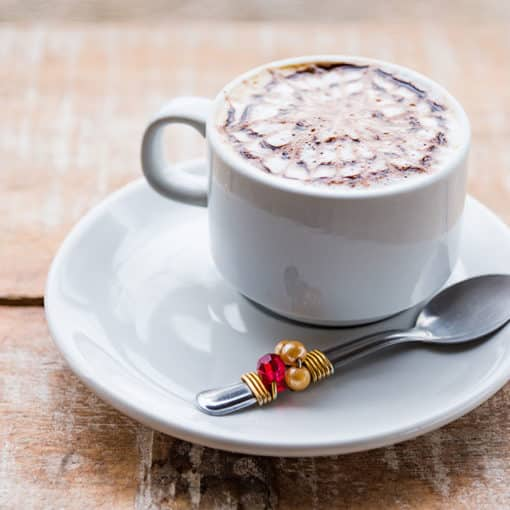 Kaffee mit wenig Säure, aber mit viel Geschmack